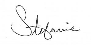 Stefanie Signature