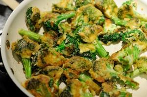 Paloma Broccoli Cooking5
