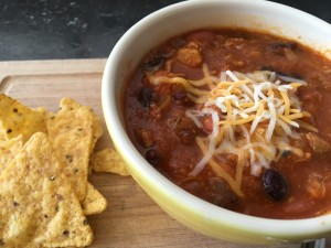 Turkey Chili - Plated3